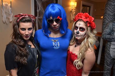 Halloween at BLU 2015 - Dantas Party
